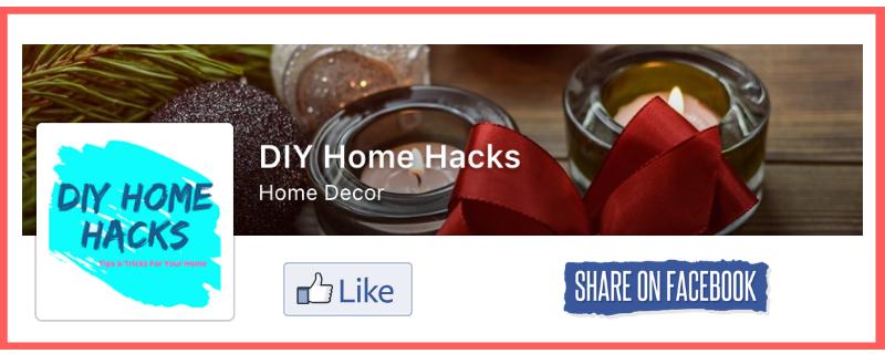 facebook for diy home hacks